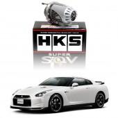 Kit Spécifique Dump Valve HKS Super SQV IV pour Nissan GT-R (R35)