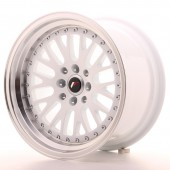 "Japan Racing JR-10 16x9"" 4x100/108 ET20, Blanc"