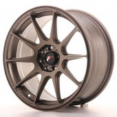 "Japan Racing JR-11 17x8.25"" 5x112/114.3 ET35, Bronze"