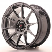 "Japan Racing JR-11 17x8.25"" 5x100/108 ET35, Hyper Black"