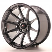 "Japan Racing JR-11 Extreme Concave 18x10.5"" 5x114.3/120 ET0, Hyper Black"
