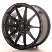 "Japan Racing JR-11 18x8.5"" 4x108/114.3 ET30, Noir / Brillant"