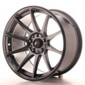 """Japan Racing JR-11 Extreme Concave 18x9.5"""" 5x100/108 ET30, Hyper Black"""