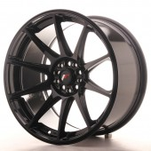 "Japan Racing JR-11 Extreme Concave 18x9.5"" 5x100/108 ET30, Noir / Brillant"