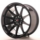 """Japan Racing JR-11 Extreme Concave 18x9.5"""" 5x100/108 ET30, Noir / Brillant"""