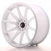"""Japan Racing JR-11 Extreme Concave 18x9.5"""" 5x100/108 ET30, Blanc"""