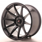 "Japan Racing JR-11 Extreme Concave 19x11"" (5 trous - sur mesure) ET20, Hyper Black"
