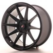 "Japan Racing JR-11 Extreme Concave 19x9.5"" (5 trous - sur mesure) ET35, Noir Mat / Satiné"
