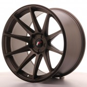 "Japan Racing JR-11 Extreme Concave 20x11"" (5 trous - sur mesure) ET25, Bronze"
