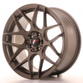 "Japan Racing JR-18 17x8"" 4x100/114.3 ET35, Bronze"
