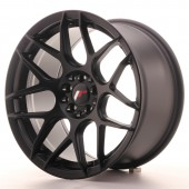 "Japan Racing JR-18 17x9"" 4x100/114.3 ET20, Noir Mat / Satiné"