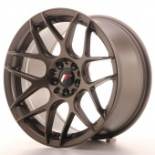 "Japan Racing JR-18 17x9"" 4x100/114.3 ET20, Bronze"