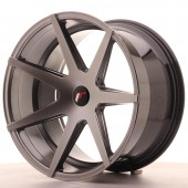 "Japan Racing JR-20 Extreme Concave 20x11"" (5 trous - sur mesure) ET25, Hyper Black"