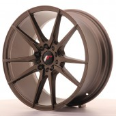 "Japan Racing JR-21 18x8.5"" 5x112/114.3 ET40, Bronze"