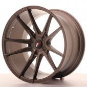 "Japan Racing JR-21 Extreme Concave 20x11"" (5 trous - sur mesure) ET20, Bronze"