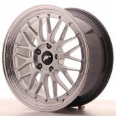"Japan Racing JR-23 19x8.5"" 5x120 ET35, Gris Argenté / Poli"