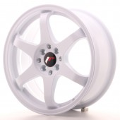 "Japan Racing JR-3 17x7"" 5x100/114.3 ET40, Blanc"