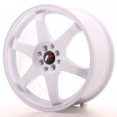 "Japan Racing JR-3 18x8"" 4x100/114.3 ET40, Blanc"