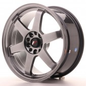 "Japan Racing JR-3 18x8.5"" 5x114.3/120 ET30, Hyper Black"