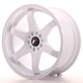 "Japan Racing JR-3 18x9"" 4x100/114.3 ET40, Blanc"