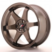 "Japan Racing JR-3 18x9"" 5x114.3/120 ET35, Bronze"