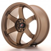 "Japan Racing JR-3 18x9.5"" 5x100/114.3 ET38, Bronze"