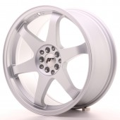 "Japan Racing JR-3 19x8.5"" 5x100/120 ET35, Gris Argenté / Poli"