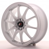 "Japan Racing JR-5 17x7.5"" 5x100/114.3 ET35, Blanc"