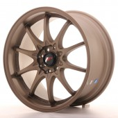 "Japan Racing JR-5 17x8.5"" 5x100/114.3 ET35, Bronze"