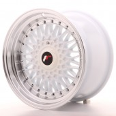 "Japan Racing JR-9 16x9"" 4x100/108 ET20, Blanc"