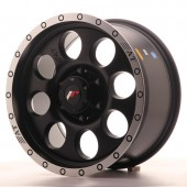 "Japan Racing JRX-4 17x8.5"" 6x139.7 ET20, Noir Mat / Satiné"