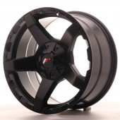 "Japan Racing JRX-5 18x9"" 6x139.7 ET20, Noir Mat / Satiné"