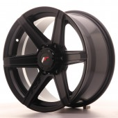 "Japan Racing JRX-6 18x9"" 6x139.7 ET25, Noir Mat / Satiné"