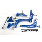 Kit Grand Angle Wisefab pour Nissan 200SX S13