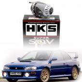 Kit Spécifique Dump Valve HKS Super SQV IV pour Subaru Impreza GC8 (92-00)
