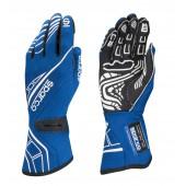 Gants Sparco Lap RG-5 - Bleus (FIA)