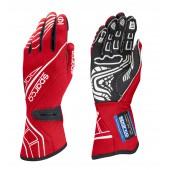 Gants Sparco Lap RG-5 - Rouges (FIA)