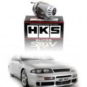 Kit Spécifique Dump Valve HKS Super SQV IV pour Nissan Skyline R33 GTS-t