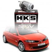 Kit Spécifique Dump Valve HKS Super SQV IV pour Renault Mégane 2 RS