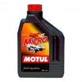 Huile Modélisme RC Motul Micro 2T (2L)