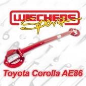 Barres Anti-Rapprochement - Toyota Corolla AE86