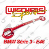Barres Anti-Rapprochement Wiechers pour BMW E46, dont M3