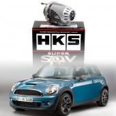 Kit Spécifique Dump Valve HKS Super SQV IV pour Mini Cooper S R56