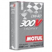 Huile Motul 300V Trophy 0W40