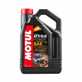 4L Huile pour Quad Motul ATV-SXS Power 4T 10W50