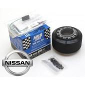 Moyeu de Volant HKB pour Nissan 200SX S13, Skyline R32 et R33, 300ZX Z32 (non-HICAS)