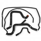 Durites de Radiateur d'Eau Mishimoto Noir pour Ford Focus RS (2009-2011)