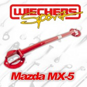 Barres Anti-Rapprochement Wiechers pour Mazda MX-5 NA avec ABS