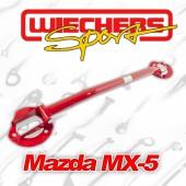 Barres Anti-Rapprochement Wiechers pour Mazda MX-5 NC 2.0 (09-15)