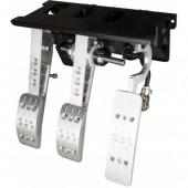 Pedalbox 3 Pédales Avec Maîtres-Cylindres Fixation Arrière (Pédalier)
